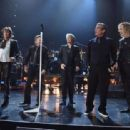 Bon Jovi performs during the 33rd Annual Rock & Roll Hall of Fame Induction Ceremony at Public Auditorium on April 14, 2018 in Cleveland, Ohio - 454 x 313