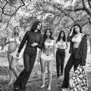Kardashian Jenner Sisters – Calvin Klein Underwear and Calvin Klein Jeans Campaign 2018/2019