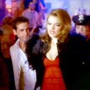 Missi Pyle and Carlos Ponce