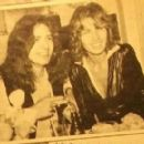 David Coverdale and Julia Borkowski - 334 x 274
