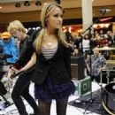Emily Osment - Markville Shopping Centre, 31 Oct 2009