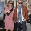 Jennifer Lopez's Big Apple Cruise with Casper