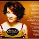 Juliette Binoche as Vianne Rocher in Miramax's Chocolat Promotional Poster - 2000