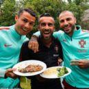 Cristiano Ronaldo's confidant, adviser, sounding board and best friend - meet Ricky Regufe - 454 x 392