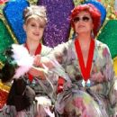 Kelly and Sharon Osbourne Lead Gay Pride Parade