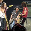 Johnny Depp & Aerosmith