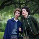 Claire Danes as Temple Grandin and Julia Ormond as Eustacia in Home Box Office 'Temple Grandin.'