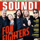 Taylor Hawkins, David Grohl - Soundi Magazine Cover [Finland] (October 2014)