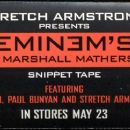 "Stretch Armstrong Presents Eminem's ""The Marshall Mathers LP"" Snippet Tape"