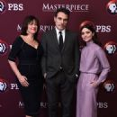 "Jenna Coleman – ""Victoria"" Season 2 Premiere on Masterpiece on PBS December 14, 2017 - 454 x 635"