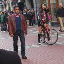 Salman and Katrina shoot for Ek Tha tiger