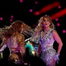Shakira and Jennifer Lopez – Performs during the Super Bowl LIV Halftime Show 2020 in Miami