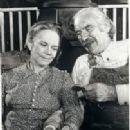 Will Geer and Ellen Corby