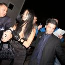 Nicole Scherzinger At Avalon Nightclub In Hollywood, 07-02-2008