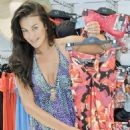 Megan Gale - promotes her swimwear line Isola in Sydney - 28/11/10