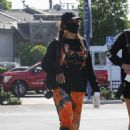 Vanessa Hudgens – out in West Hollywood