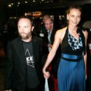 Lars Ulrich and Connie Nielsen - 454 x 608