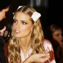 Julia Stegner - Victoria's Secret Fashion Show 2009-11-19 - Backstage In New York City