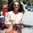 Rebecca Gayheart – Arrives at Stella Mccartney H.E.A.R.T. Brunch in Beverly Hills - 454 x 638