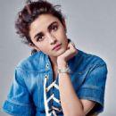 Alia Bhatt - Harper's Bazaar Magazine Pictorial [India] (July 2015) - 454 x 610