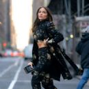 Olivia Culpo – Out in NYC