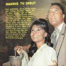Ena Hartman - TV Magazine Pictorial [United States] (26 April 1964)