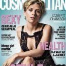 Scarlett Johansson - Cosmopolitan Magazine Cover [Netherlands] (June 2016)