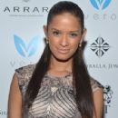 Rocsi Diaz attends the V.A.U.L.T. Art Basel Party on December 6, 2012 in Miami, Florida