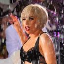 """Lady Gaga Performs On NBC's """"Today"""" - July 9, 2010"""