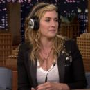 Kate Winslet At The Tonight Show With Jimmy Fallon (September, 2017) - 454 x 443