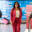 Priyanka Chopra – Arrives at JFK Airport in New York