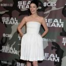 Jessica Pare – 'SEAL Team' Premiere in Los Angeles - 454 x 691