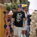 Vanilla Ice seen hosting the 'Go' Pool Party at the Flamingo Casino and Hotel in Las Vegas - 423 x 594