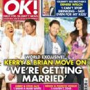 Brian McFadden, Kerry Katona - OK! Magazine Cover [United Kingdom] (31 January 2012)