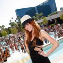 Ashlee Simpson-Wentz - Celebrates Her Birthday At Wet Republic, 2009-10-03