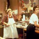 Julia Roberts and Conchata Ferrell in Mystic Pizza (1988)