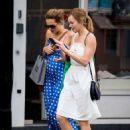 Kara and Hannah Tointon – Shopping in London - 454 x 624