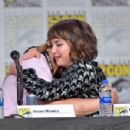 Milana Vayntrub – 'It Came From The 90s' Panel at Comic Con San Diego 2019 - 454 x 300