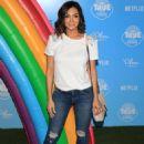 Courtney Mazza – 'True And The Rainbow Kingdom' Premiere in Los Angeles - 454 x 664