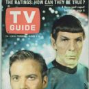William Shatner - TV Guide Magazine Cover [United States] (4 March 1967)