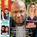 Lamar Odom Covers US Weekly Magazine April 10, 2017 - 454 x 615