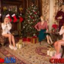 Peyton R List and Neriah Fisher – Cinespia Presents 'Home Alone' pajama party photo booth in LA