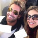 Aracely Arambula and Gabriel Soto