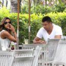 Ronaldo and Paula Morais