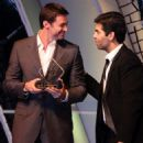 Hugh Jackman at FICCI 2011 Excellence Awards