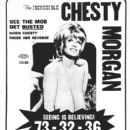 """Chesty Morgan In """"Lethal Weapons"""""""