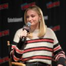 Sophie Turner – Entertainment Weekly Panel at 2018 New York Comic Con