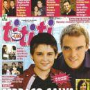 Two Faces - Tititi Magazine Cover [Brazil] (28 March 2008)