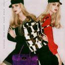 Caroline Trentini - With Suvi Koponen In Mulberry Fall-Winter 2007-2008