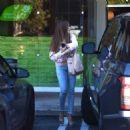 Sofia Vergara at a local health food shop in Beverly Hills